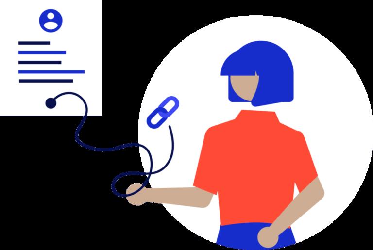 What is link building strategies